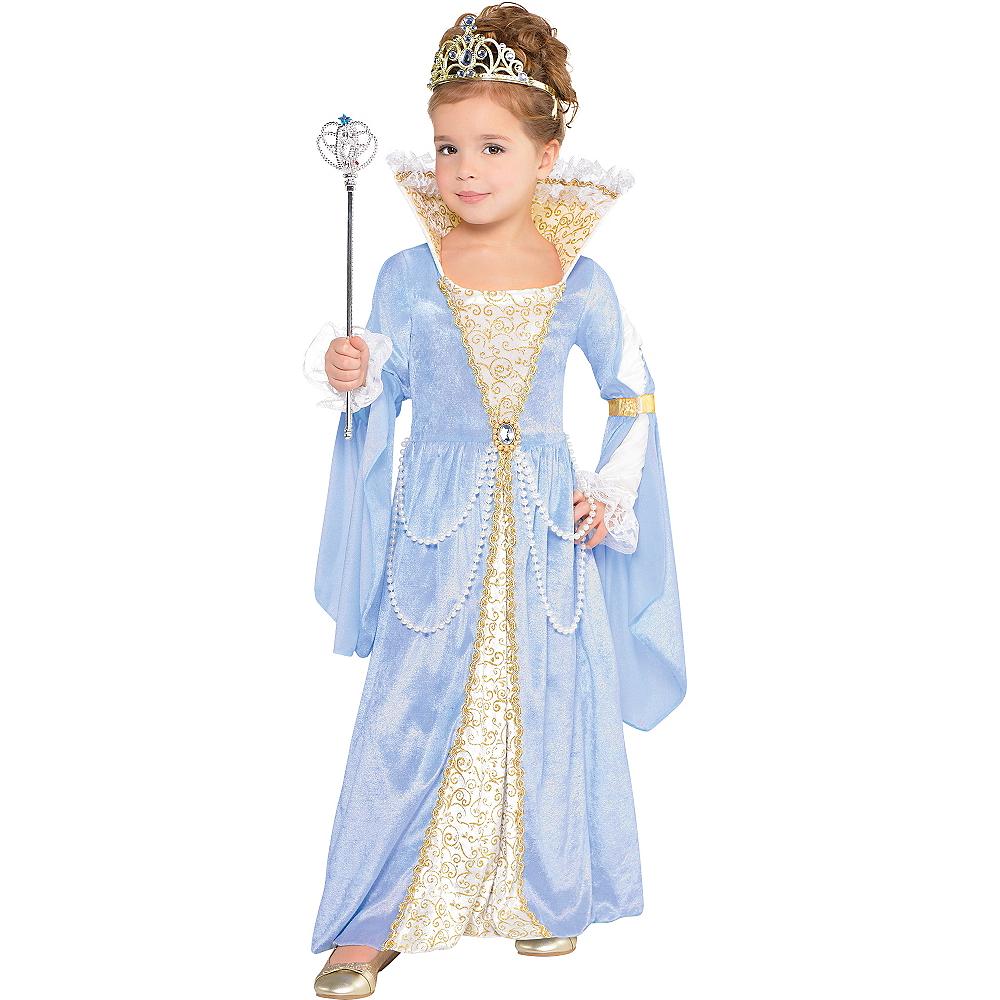 Girls Royal Highness Costume Image #1