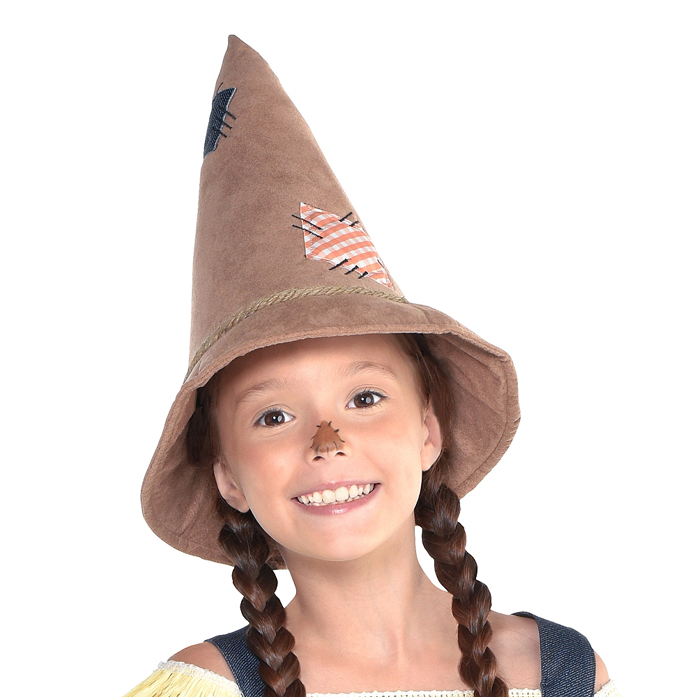Girls Scarecrow Costume - The Wizard of Oz Image #2
