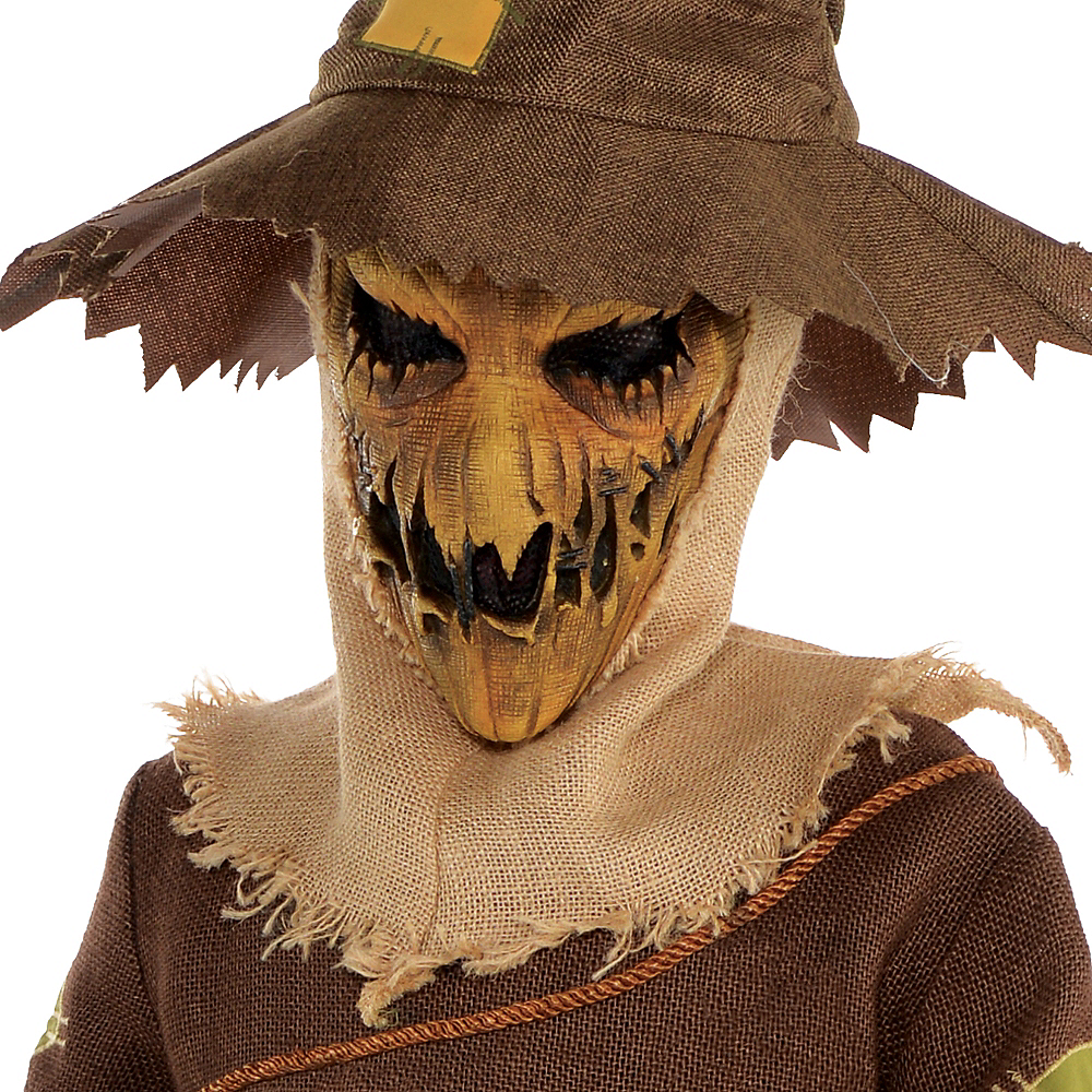 Boys Scary Scarecrow Costume Image #3