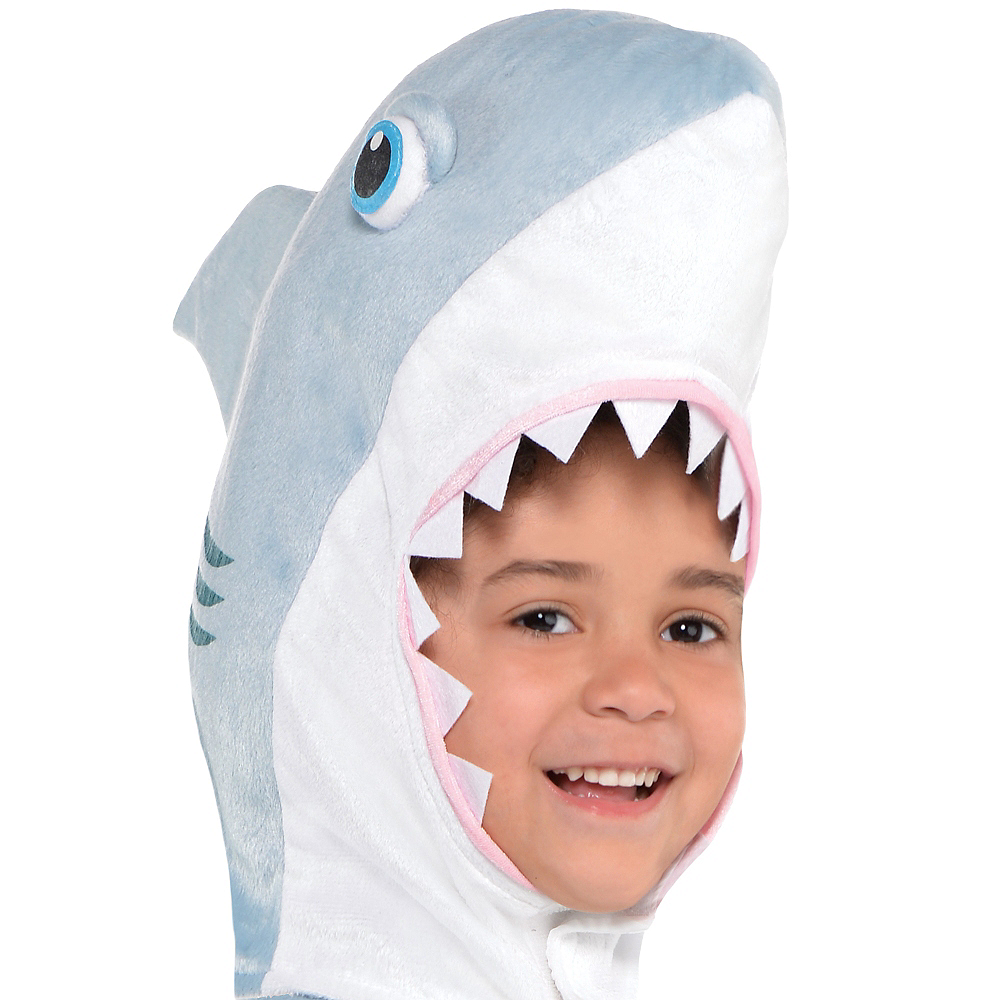 Toddler Boys Shark Costume Image #2