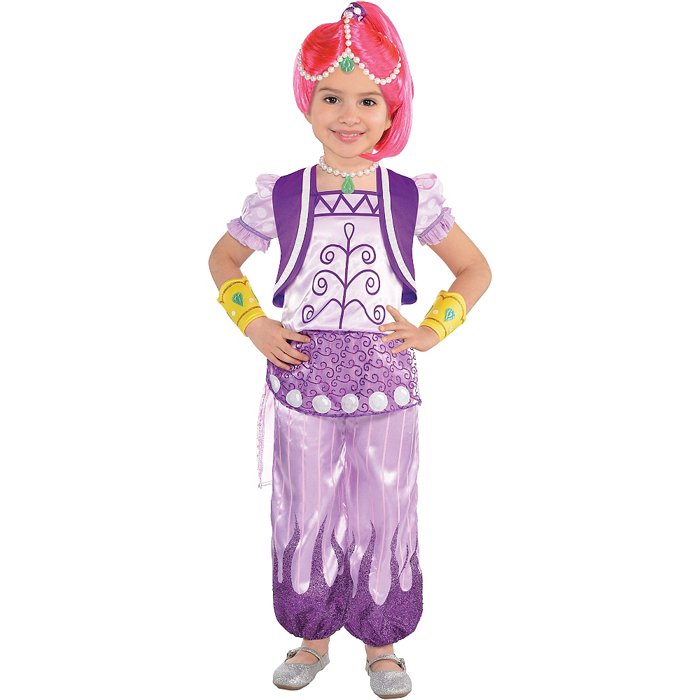 Girls Shimmer Costume - Shimmer and Shine Image #1