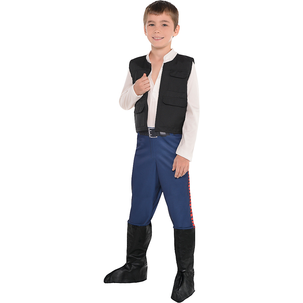 Boys Han Solo Costume - Star Wars Image #1