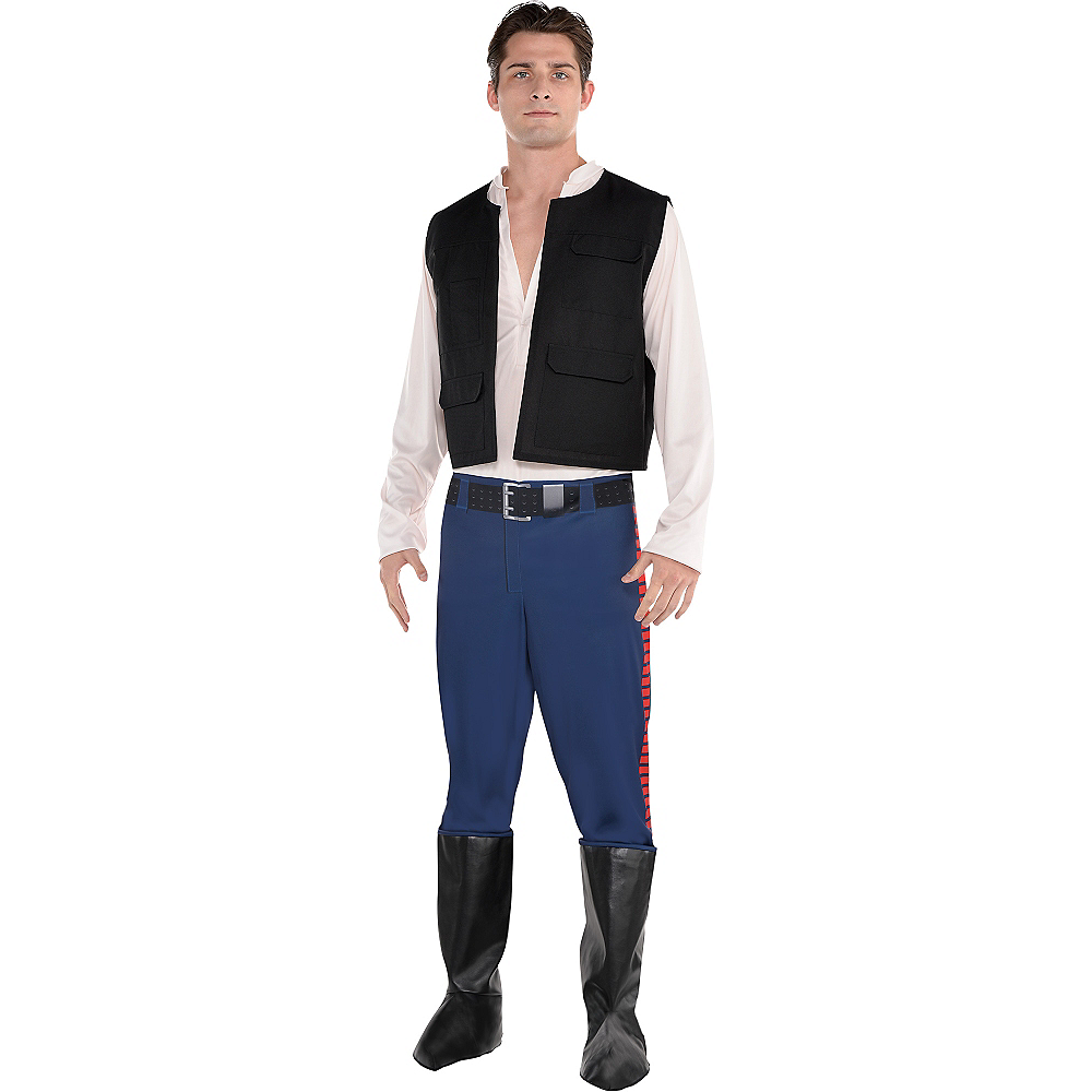 Adult Han Solo Costume - Star Wars Image #1