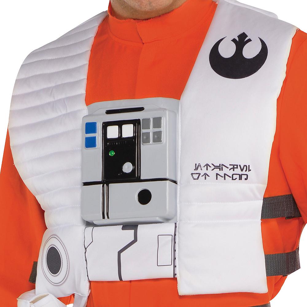 Adult Poe Dameron Costume - Star Wars 7 The Force Awakens Image #3