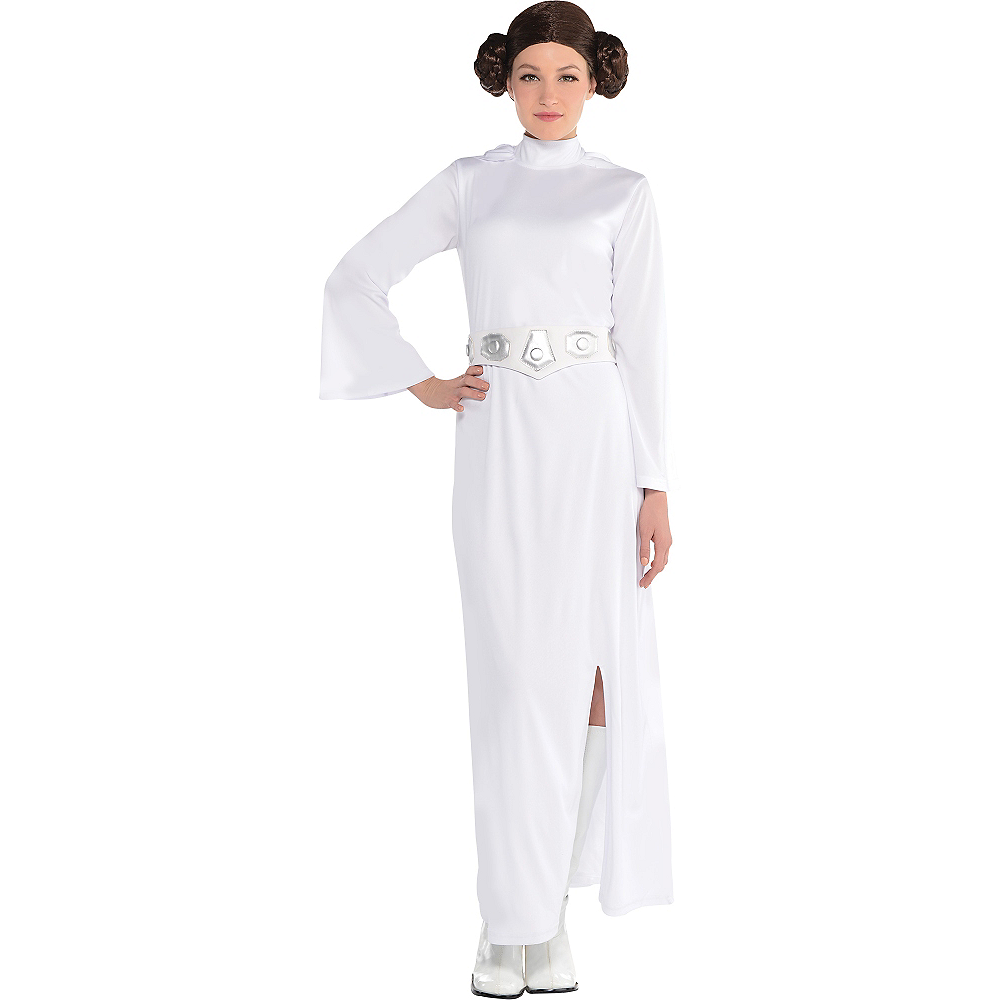Nav Item for Adult Princess Leia Costume - Star Wars Image #1