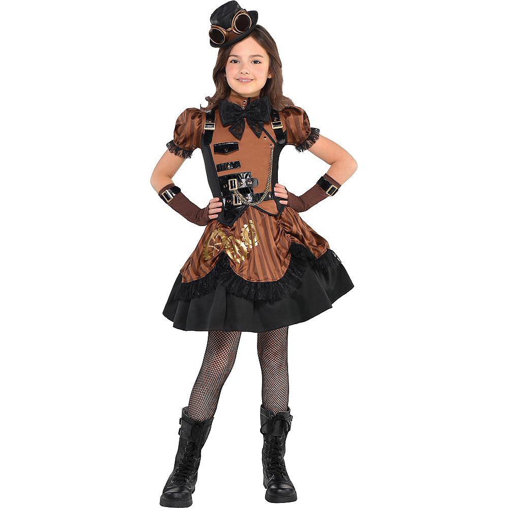 Girls Steampunk Costume | Party City