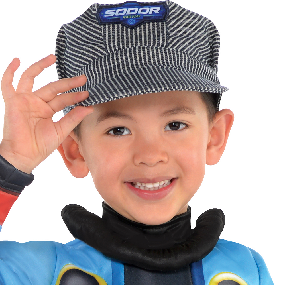 Nav Item for Toddler Boys Thomas the Tank Engine Costume Image #2