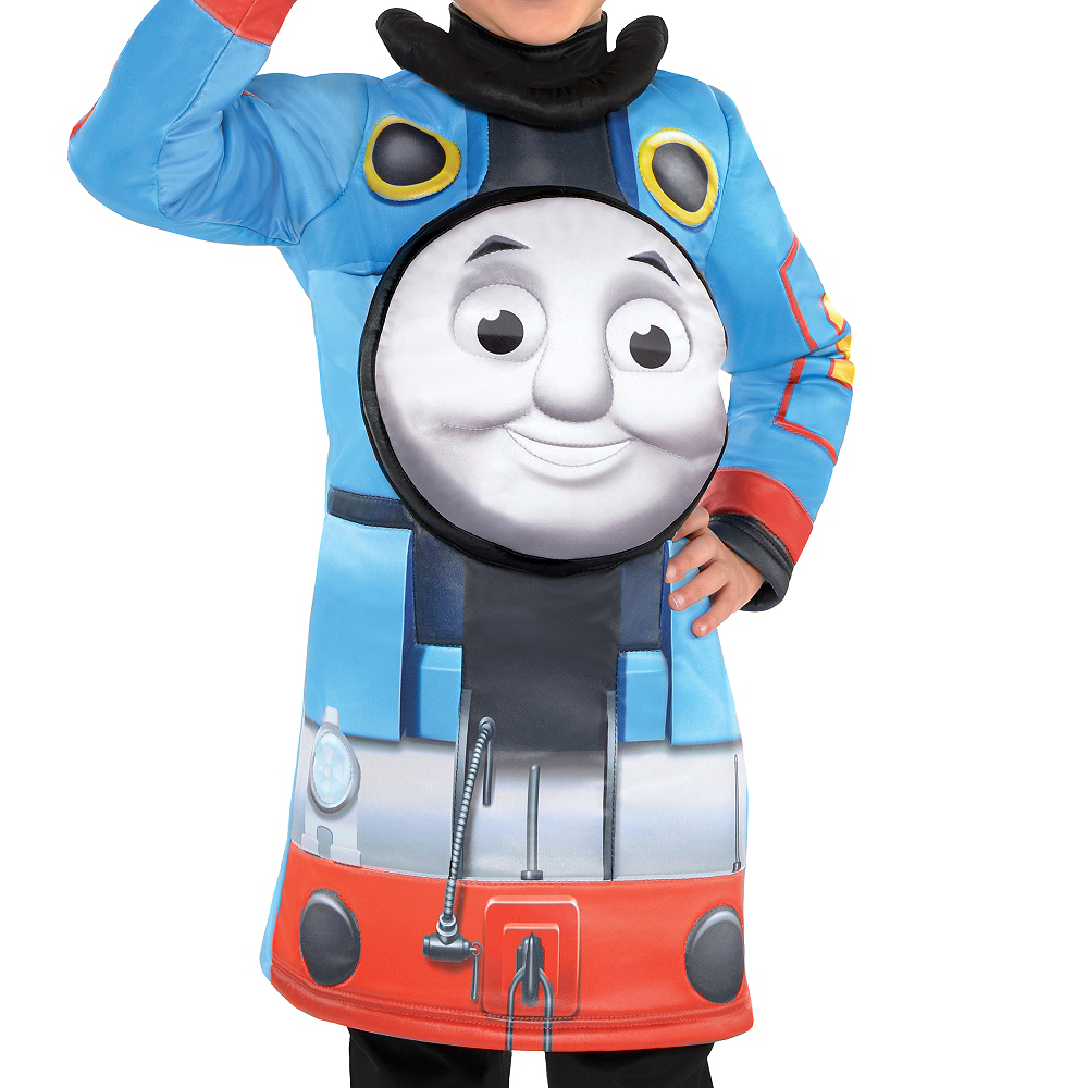 Nav Item for Toddler Boys Thomas the Tank Engine Costume Image #3
