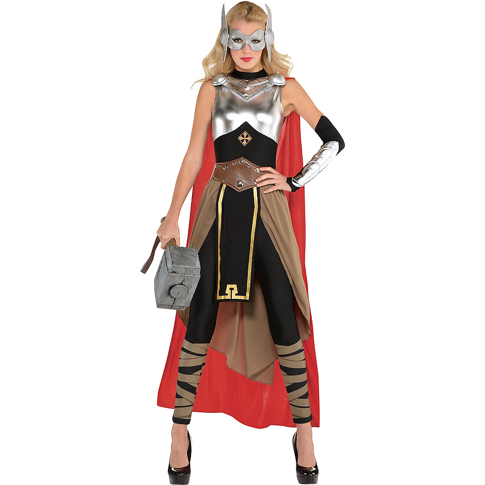 Nav Item for Adult Thor Costume Image #1