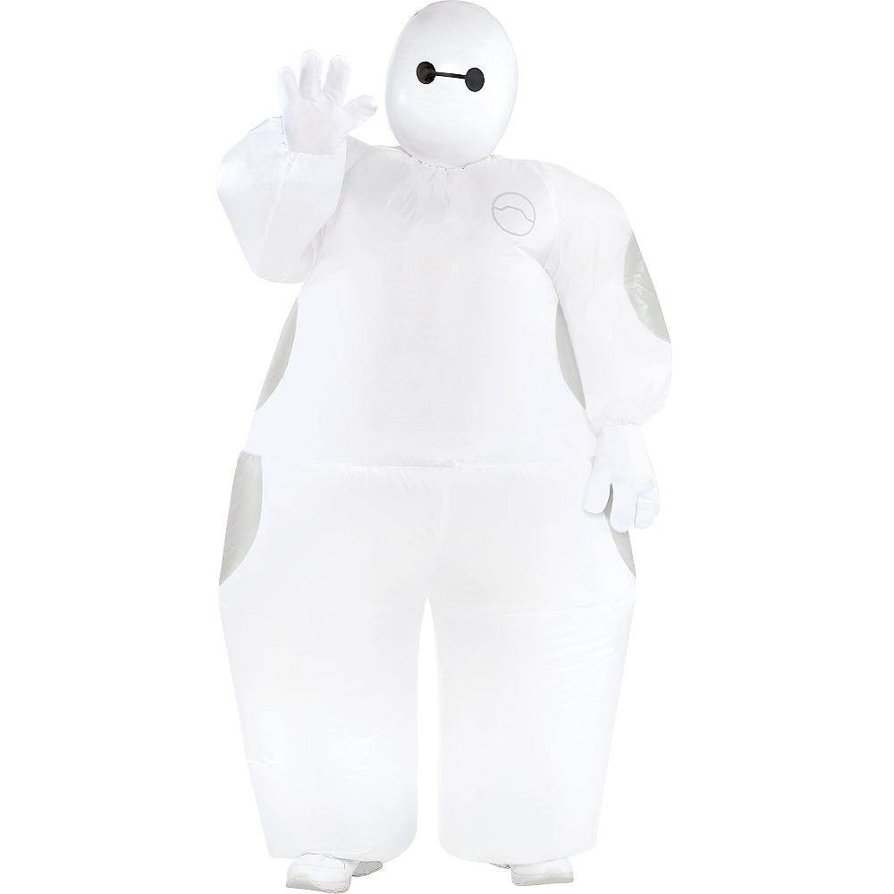 8031524483aa Boys Inflatable Baymax Costume - Big Hero 6 Image  1 ...