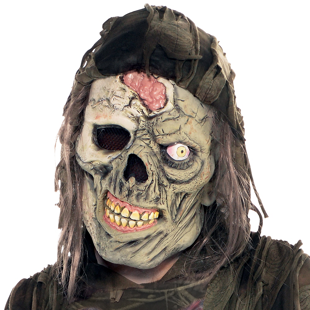 Boys Creepy Zombie Costume Image #2