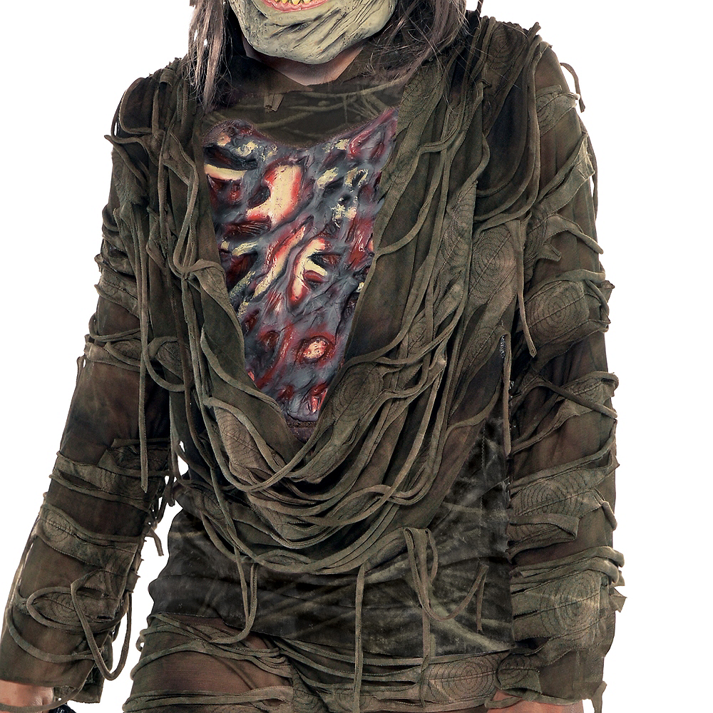 Boys Creepy Zombie Costume Image #3