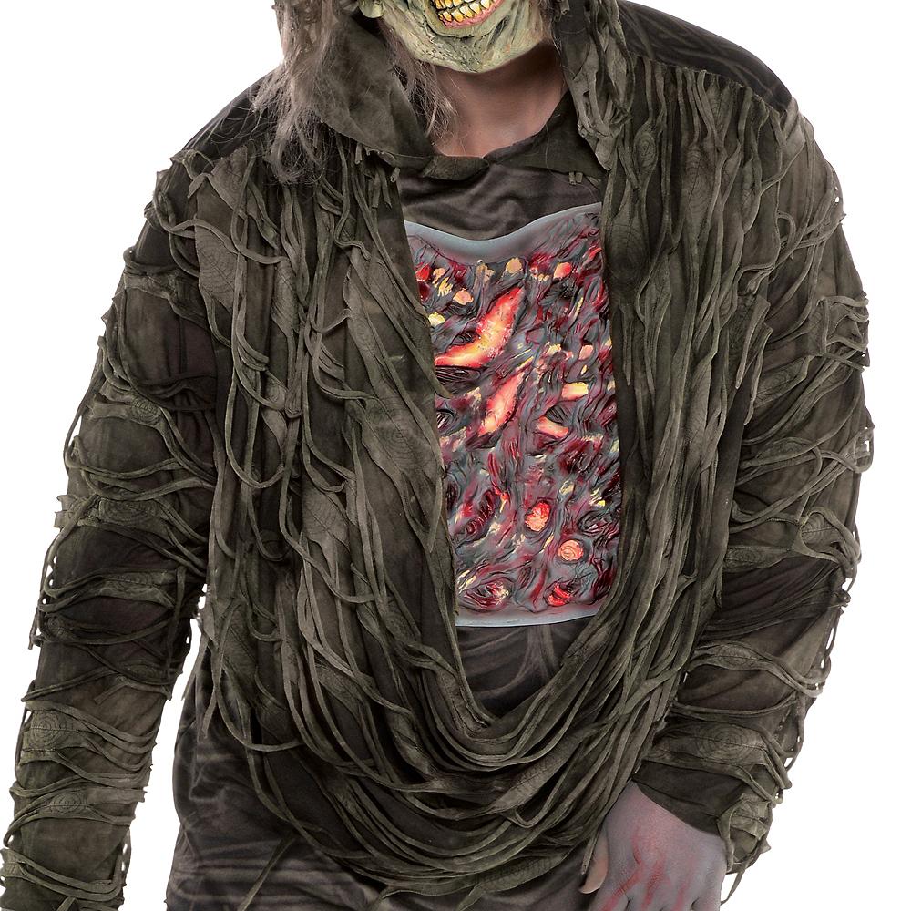 Adult Creepy Zombie Costume Plus Size Image #3