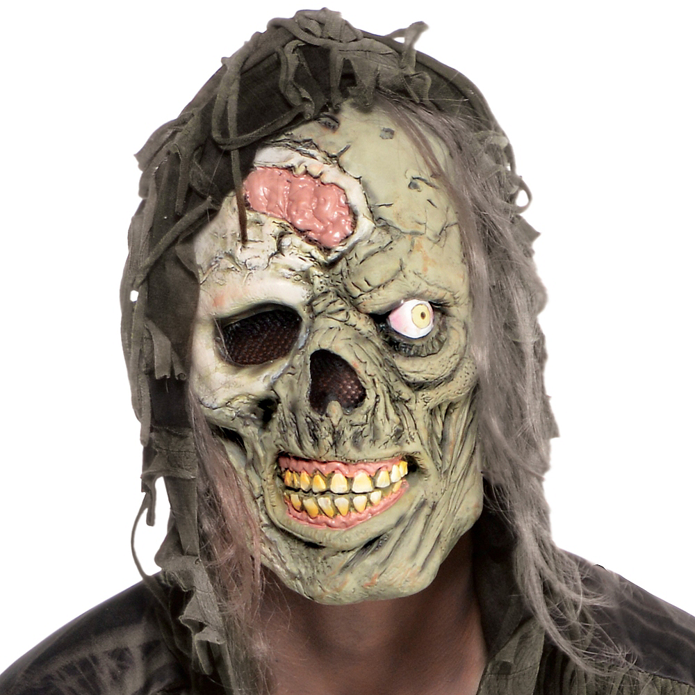 Nav Item for Adult Creepy Zombie Costume Image #2