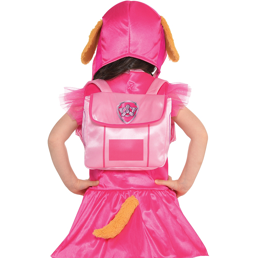 Nav Item for Girls Skye Costume - PAW Patrol Image #2