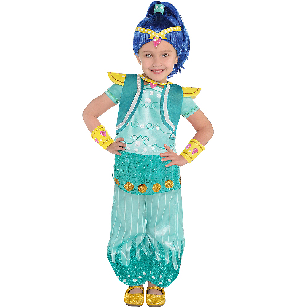 Girls Shine Costume - Shimmer and Shine Image #1
