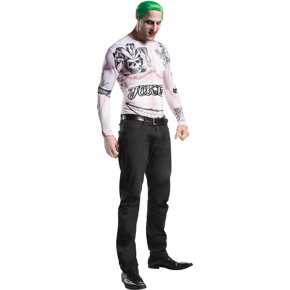 Nav Item for Adult Joker Accessory Kit - Suicide Squad Image #1