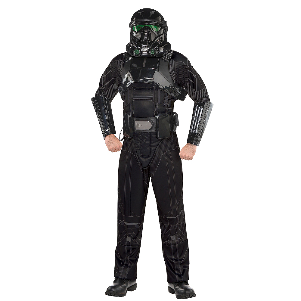 Adult Death Trooper Costume - Star Wars Rogue One Image #1