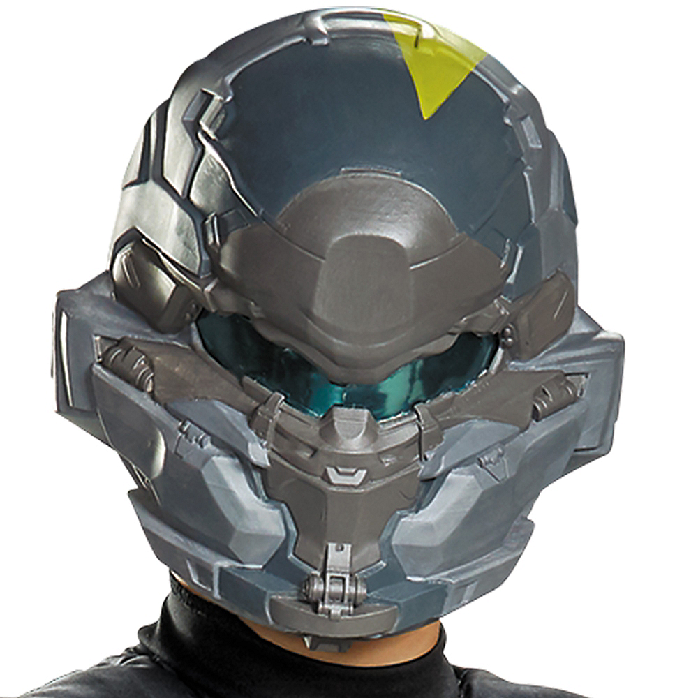 Boys Halo Spartan Locke Muscle Costume - Halo Image #2