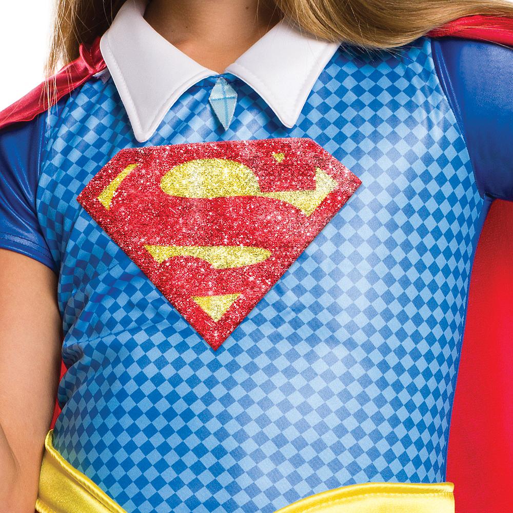 Girls Supergirl Costume - DC Super Hero Girls Image #2