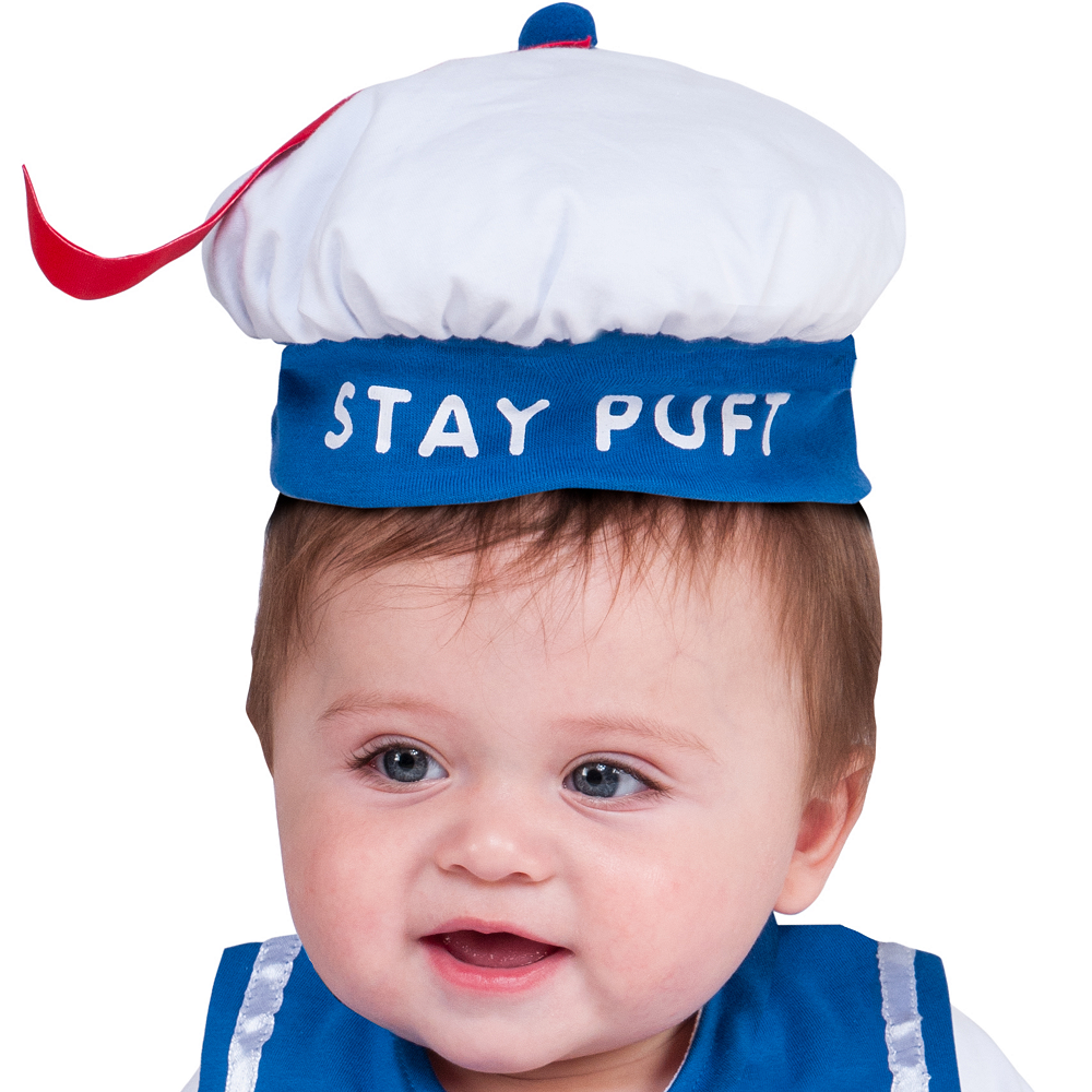 Baby Stay Puft Marshmallow Man Costume - Ghostbusters Image #2