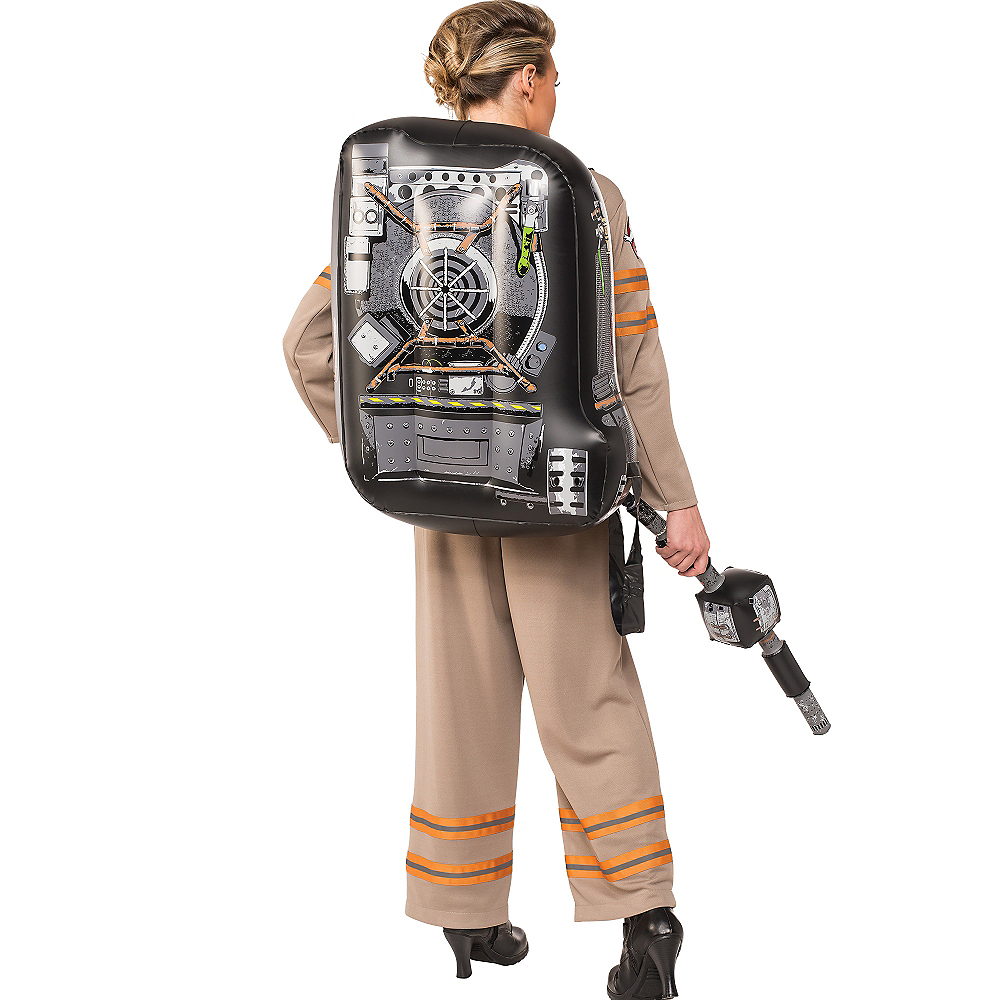 Adult Ghostbuster Costume Image #2