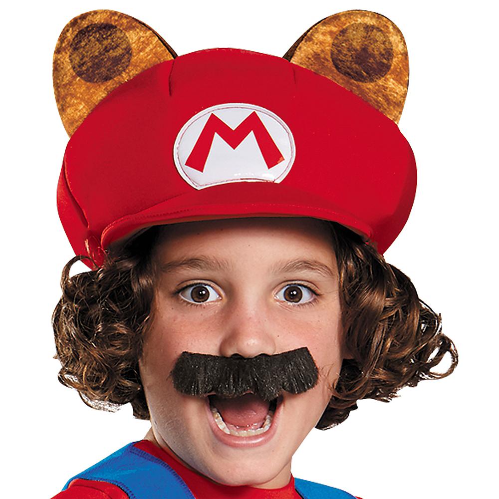 Boys Raccoon Mario Costume - Super Mario Image #2