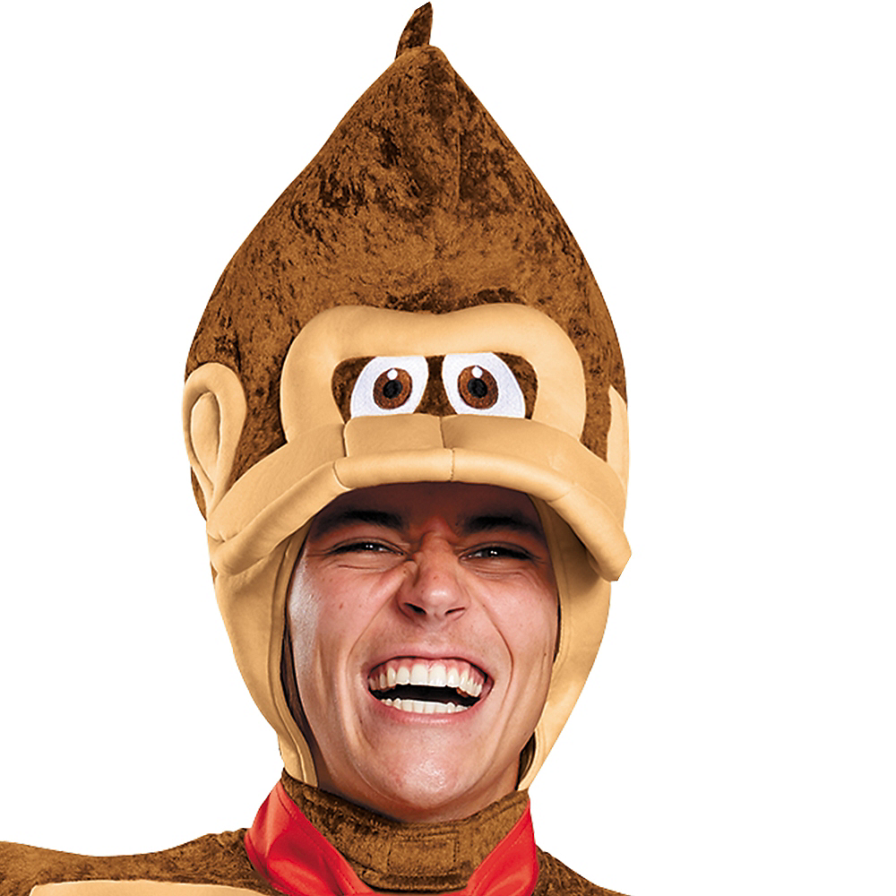 Adult Donkey Kong Costume - Super Mario Image #2