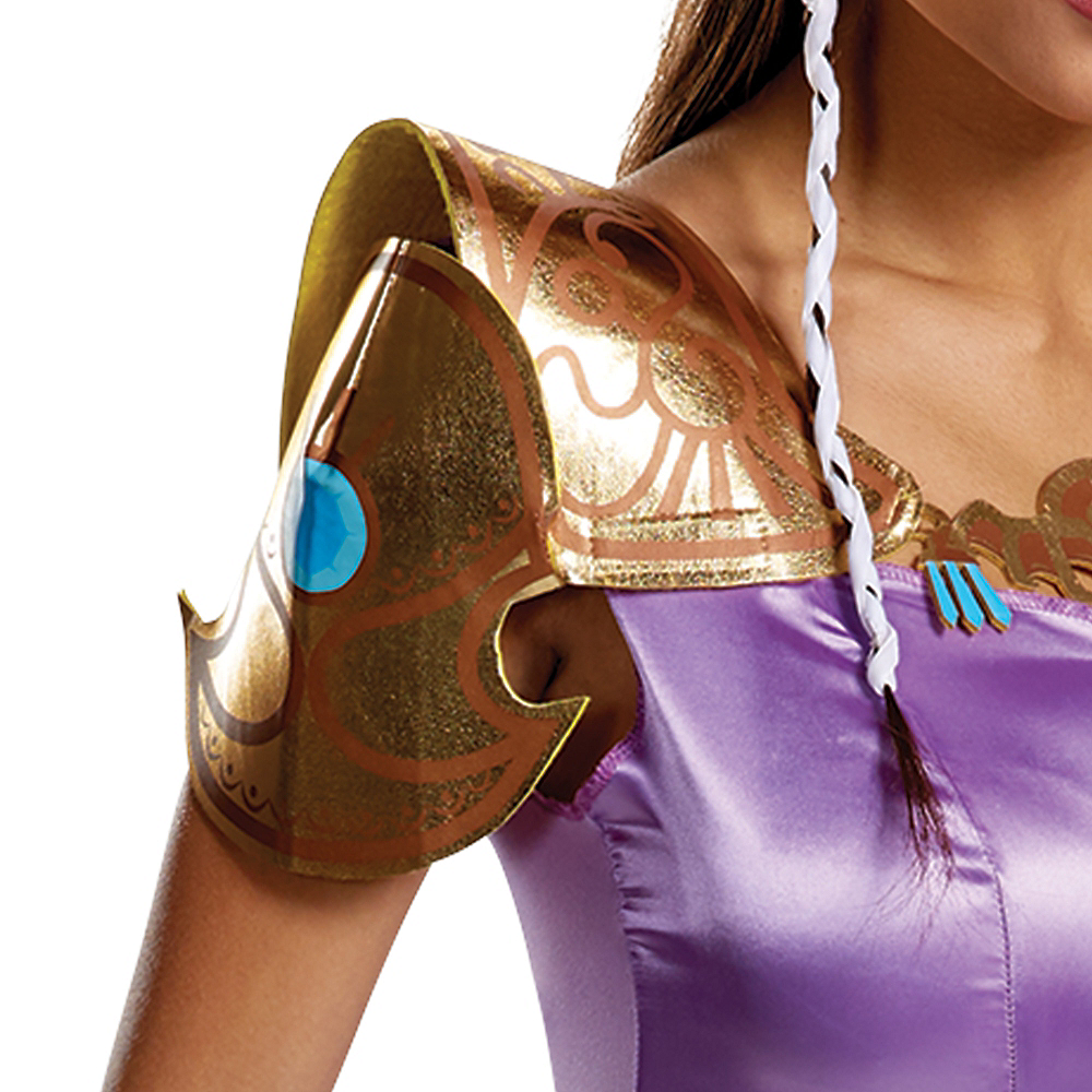 Nav Item for Adult Zelda Costume - Nintendo The Legend of Zelda Image #3