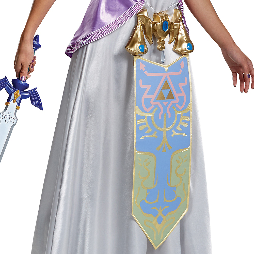 Adult Zelda Costume - Nintendo The Legend of Zelda Image #4