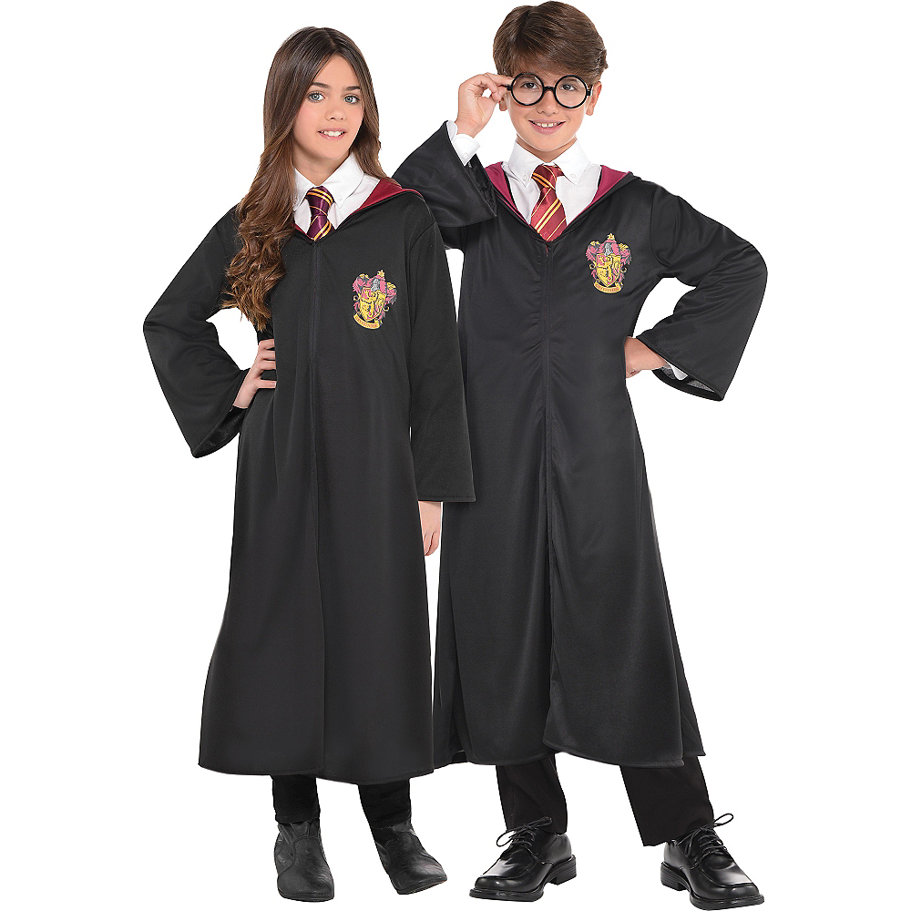 Child Gryffindor Robe - Harry Potter Image #1