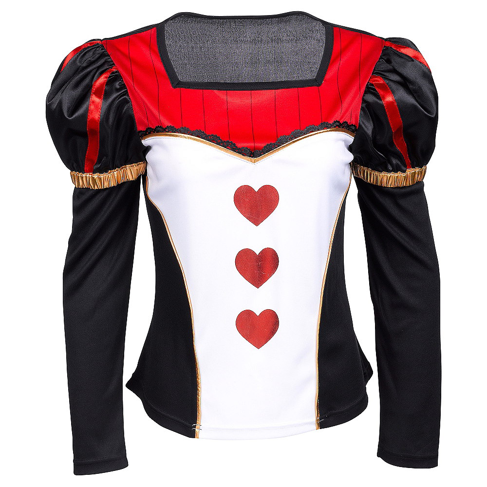 Red Queen Long-Sleeve Shirt Image #1