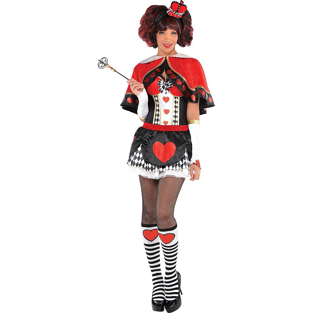 Red Queen Corset Image #2