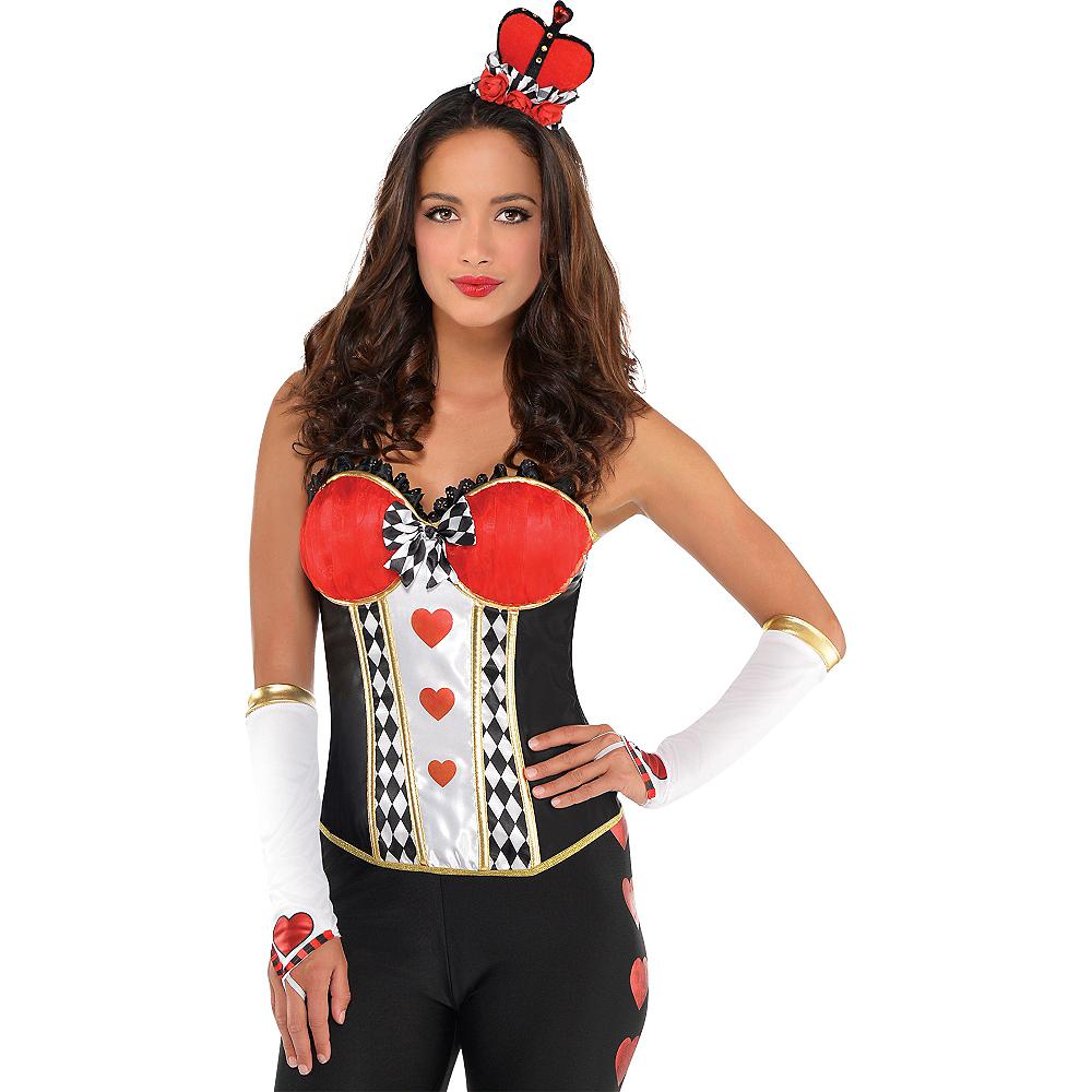 Red Queen Corset Image #3