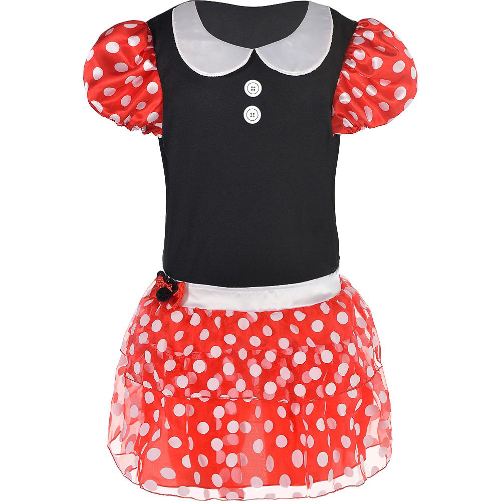 Child Minnie Mouse Tunic Shirt Image #2
