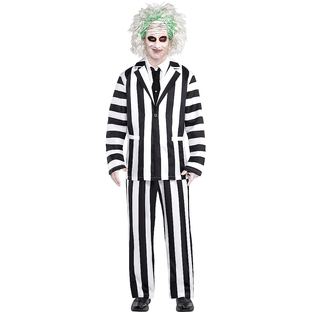 Beetlejuice Halloween Costume For Adults Party City Canada