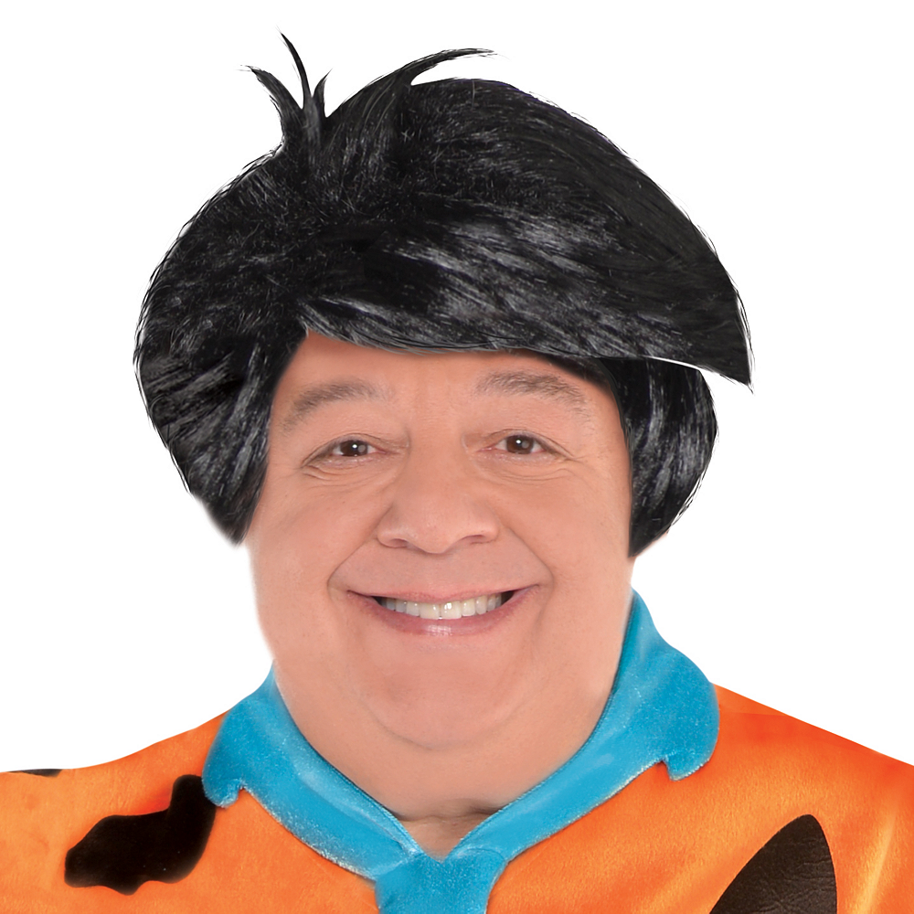 Adult Fred Flintstone Costume Plus Size - The Flintstones Image #2