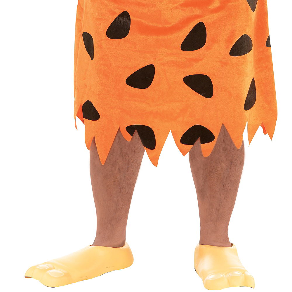 Adult Fred Flintstone Costume Plus Size - The Flintstones Image #4