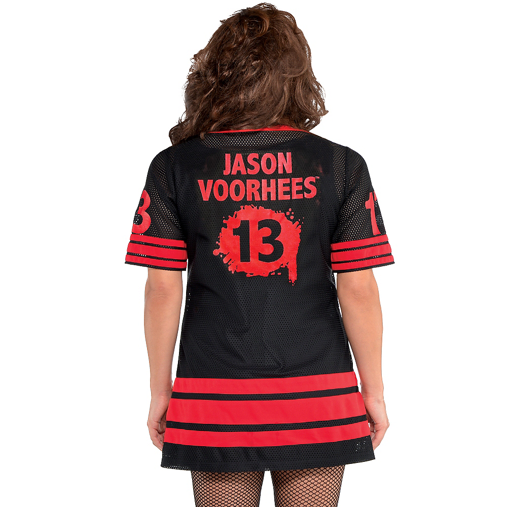 Adult Miss Voorhees Costume Plus Size - Friday the 13th Image #2