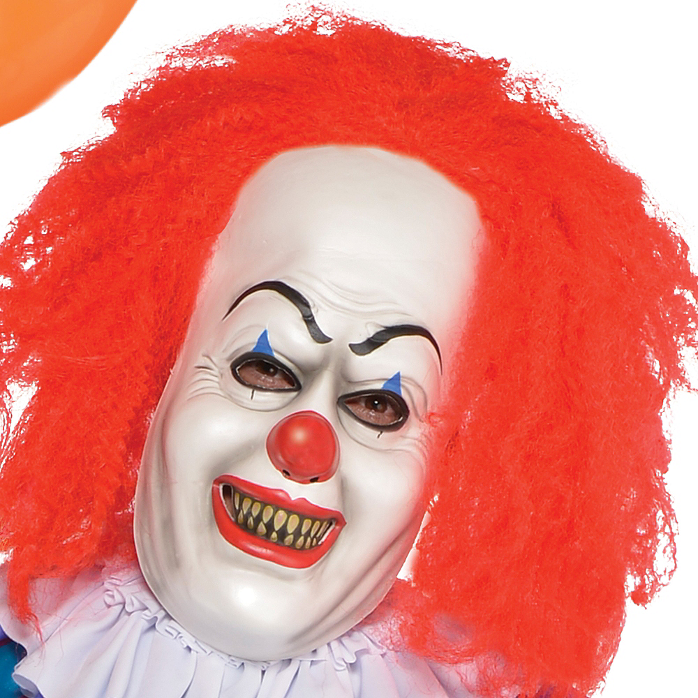 Nav Item for Adult Pennywise Costume - It Image #2