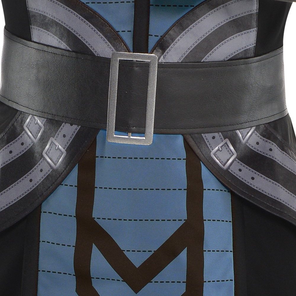 Nav Item for Adult Sub-Zero Costume - Mortal Kombat Image #4