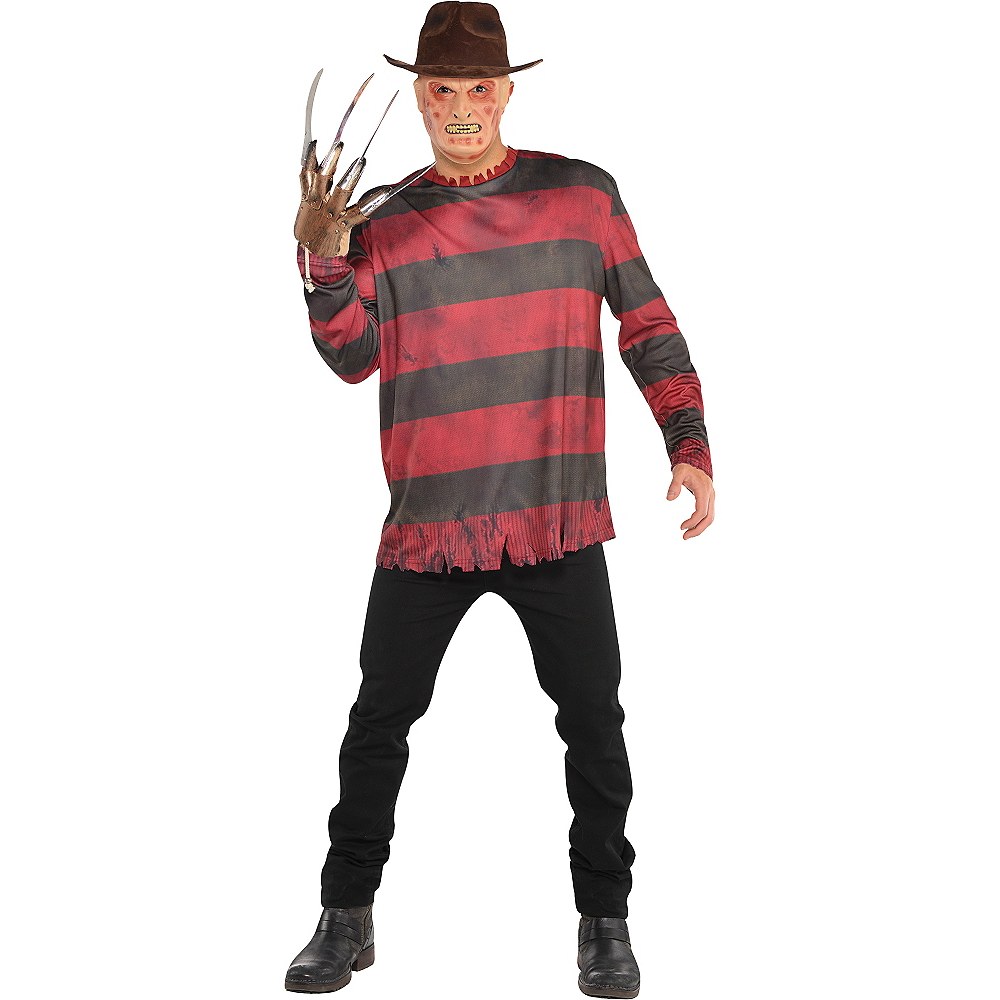 Adult Freddy Krueger Costume - A Nightmare on Elm Street Image #1