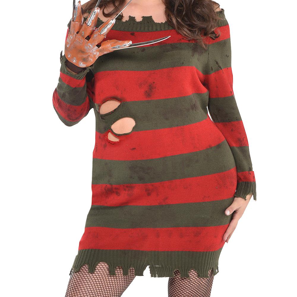 Adult Miss Krueger Costume Plus Size - A Nightmare on Elm Street Image #2
