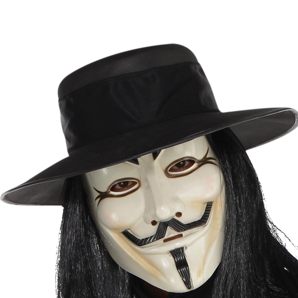 Adult V Costume - V for Vendetta Image #4