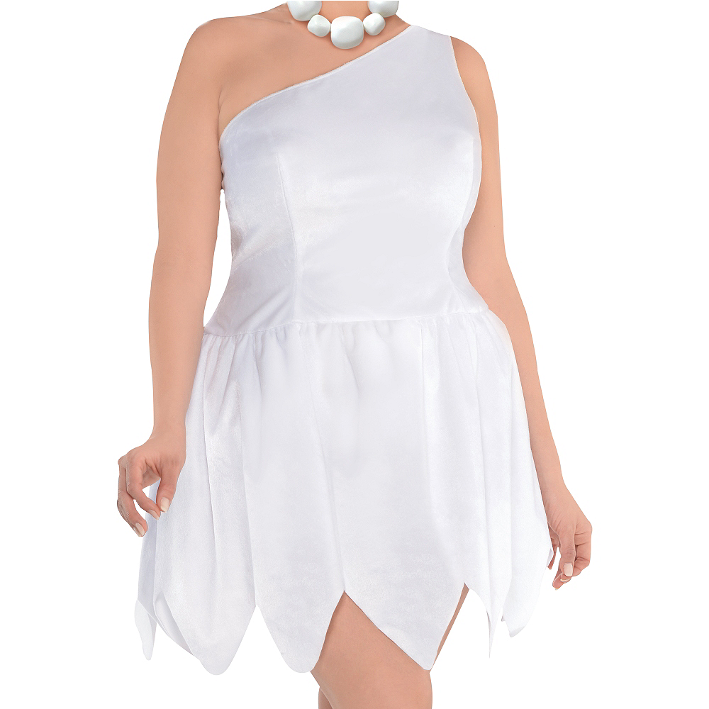 Adult Wilma Flintstone Costume Plus Size - The Flintstones Image #2