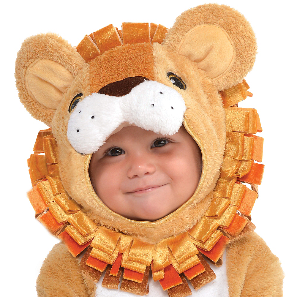 Nav Item for Baby Cowardly Lion Costume - The Wizard of Oz Image #2
