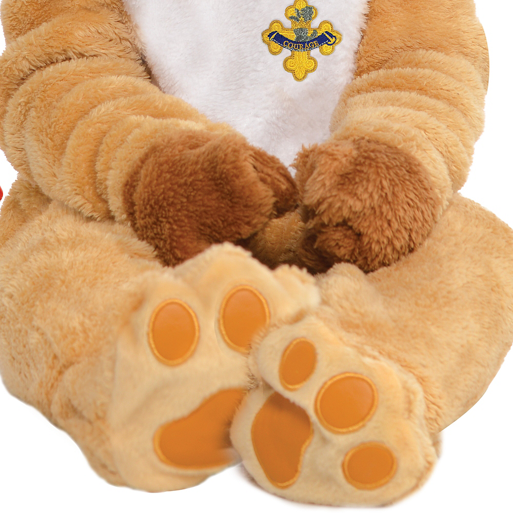 Baby Cowardly Lion Costume - The Wizard of Oz Image #3