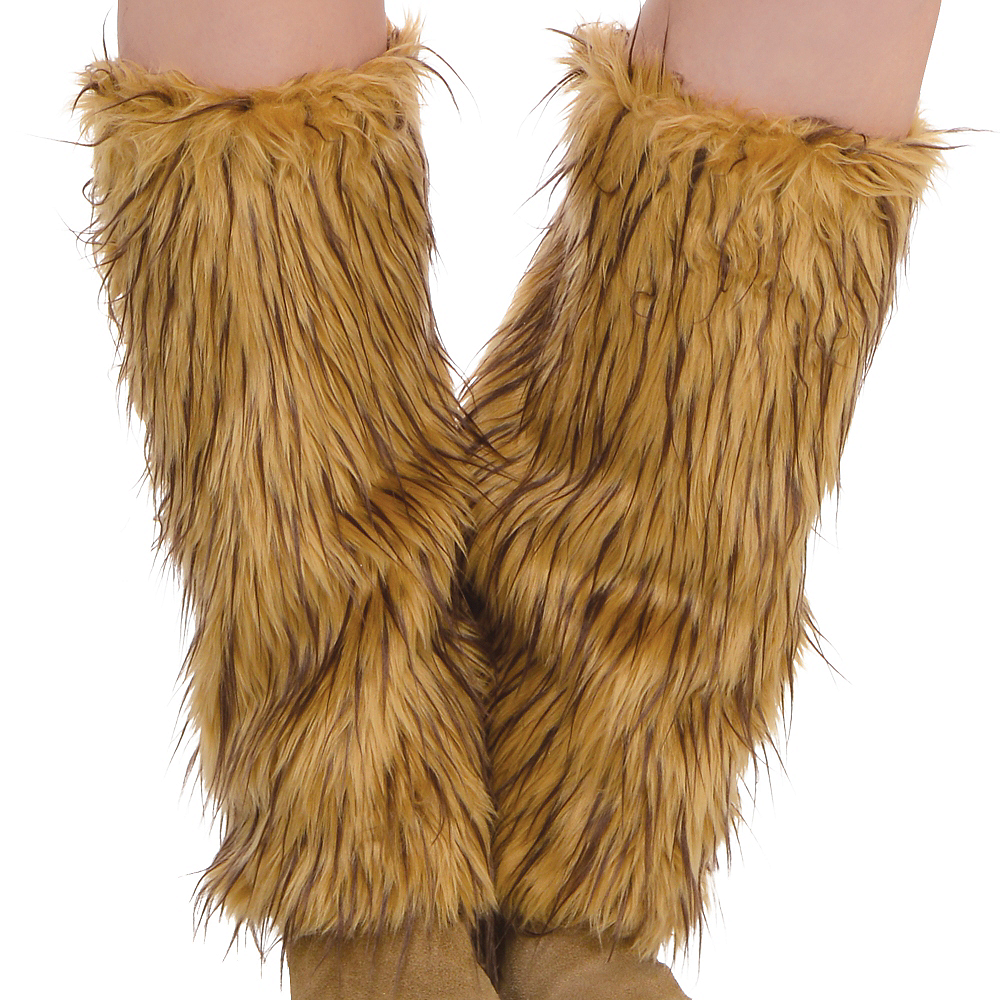 Adult Cowardly Lion Costume Plus Size - The Wizard of Oz Image #3