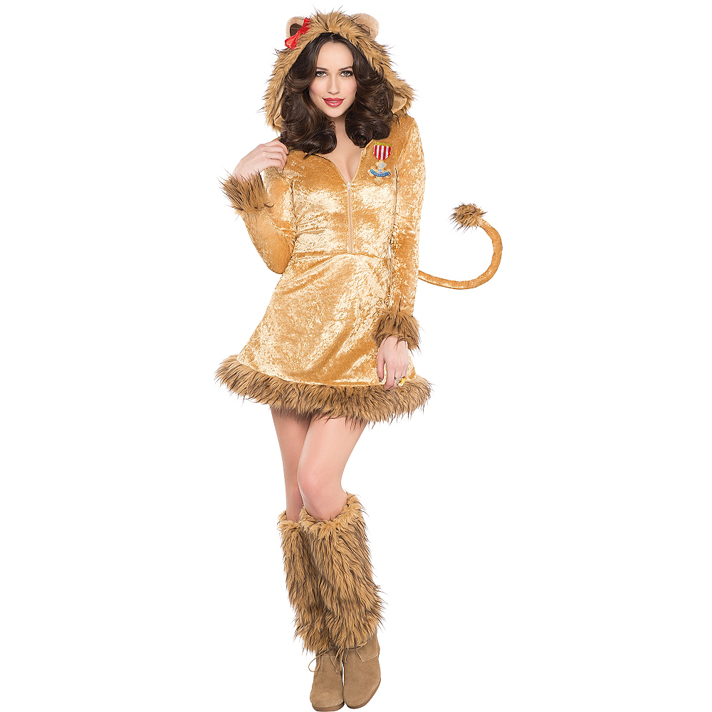 adult cowardly lion costume the wizard of oz