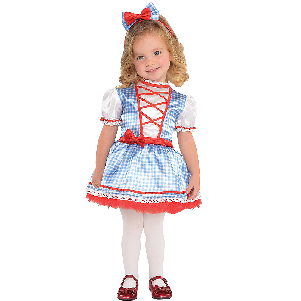 baby dorothy costume the wizard of oz party city